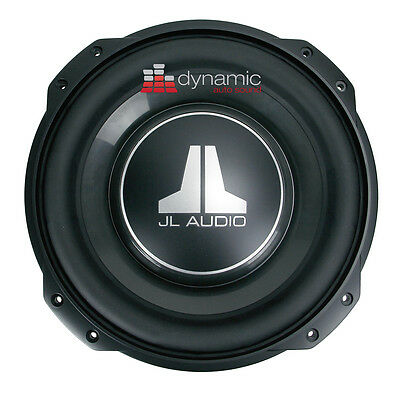 "JL AUDIO 12TW3-D4 Car 12"" Shallow Mount Thin DVC 4-Ohm Subwoofer 800W Sub New"