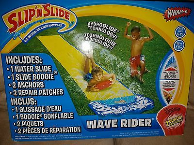 Wham-O Slip'N Slide Wave Rider brand-new with bonus slide boogie!
