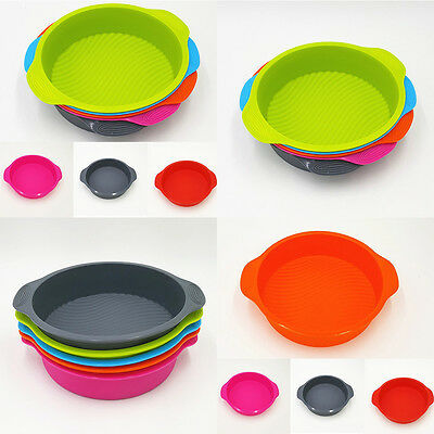 Kitchen Baking Accessory Bakeware Maker Mold  Baking Tools Silicone Cake Mold