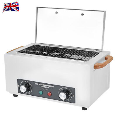 UK Dry Heat Sterilizer vet tattoo Autoclave Dental Medical Beauty Instruments