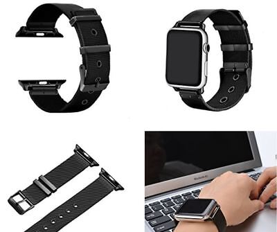 42mm Milanese Stainless Steel Bracelet Strap Band For Apple Watch Series 3 2 1