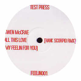 Gwen Mccrae - All This Love That I'm Giving (Remix) - White - 2006 #177292