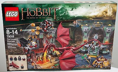 Lego Lonely Mountain 79018 The Hobbit New Sealed Retired