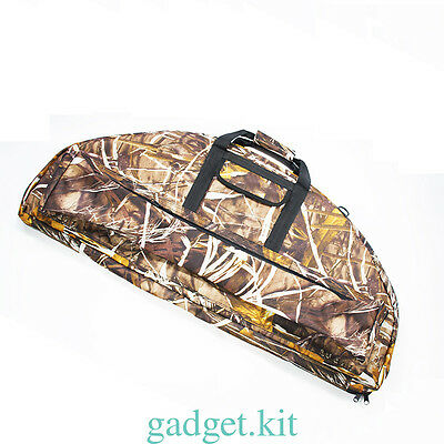 Lightweight  Hunting Archery Compound Bow Case Bag Crossbow Recurve Bow Holder
