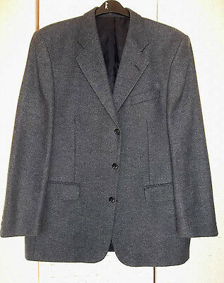 Gents Dark blue tweed Ideal showing, hunting hacking Sz 42 - 44 EXCELLENT cond""