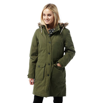 Craghoppers Womens Cayley Parka