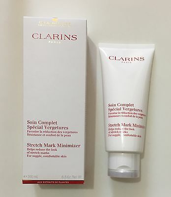 CLARINS Stretch Mark Minimizer 200mL - For Women - NEW & BOXED