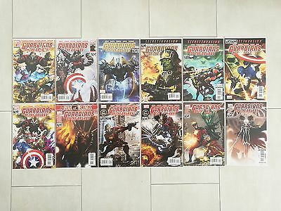 Guardians of the Galaxy vol.2 #1-25 Complete Run VF/NM  (2008) High Grade