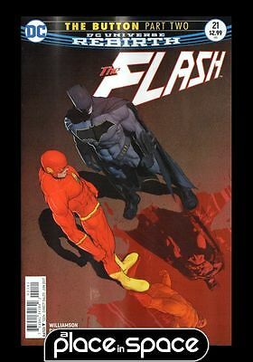 Flash, Vol. 5 #21D - International Edition (The Button) (Wk17)