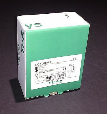 LC1D09F7 Schneider Electric Contactor - NEW