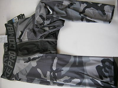 Nike PRO Compression TIGHT CAMOUFLAGE Gr. M NEU MEN Hypercool Combat 839214 066