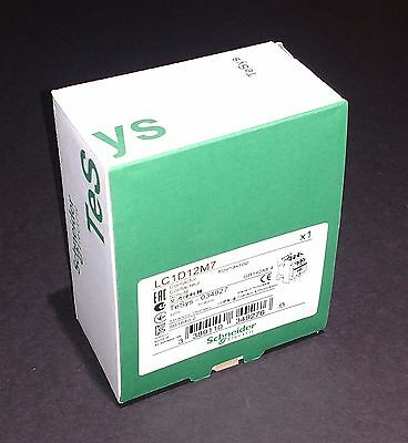 LC1D12M7 Schneider Electric Contactor - NEW