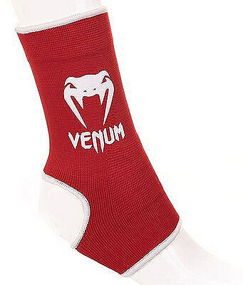Venum Pro Ankle Supports - Red