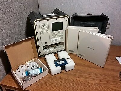 Hp 43200Mc Ecg Ekg Machine Electrocardiograph Monitor Recorder