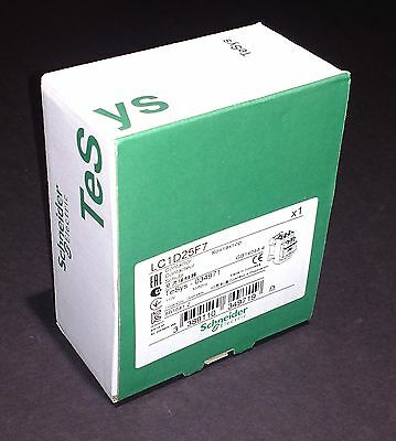 LC1D25F7 Schneider Electric Contactor - NEW