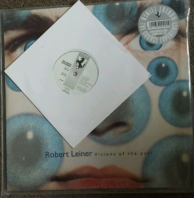 "@robert Leiner Visions Of The Past 2X12"" + Ltd 7"" White Rare Apollo R&s Records@"