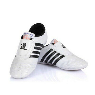 Classic Taekwondo shoes Children Adult women men Martial arts Kung fu shoes JK