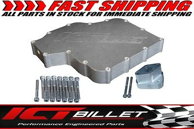 Billet Oil Pan W/ Pick Up Low Profile Suzuki GSXR 1300 Hayabusa 1999-2011