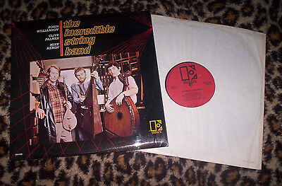 INCREDIBLE STRING BAND. FIRST LP. UK 1966 2ND press.NM.