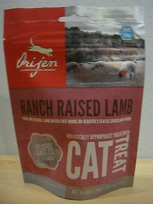 Orijen Freeze-Dried Alberta Lamb Cat Treats 1.25oz