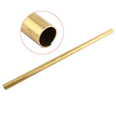 10pcs Round H52 Solid Brass Tube Pipe For DIY Craft Toys 30CM Inner Diameter 8MM