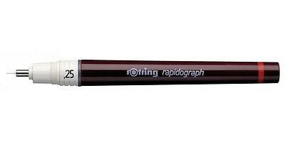 rOtring Rapidograph New Complete Pens