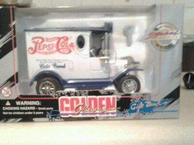 Pepsi Truck Bank New In Box