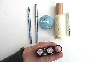 Mixed Make Up Job Lot 8 Items