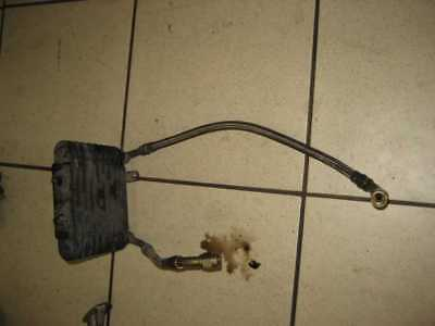 Cagiva Canyon 500, Oil Cooler with Oil Lines, Radiator
