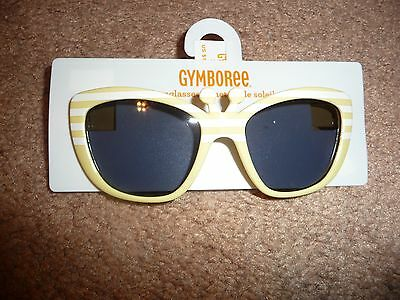 NWT Gymboree Toddler Girl yellow bumblebee antler Sunglasses 2-4 Years NEW