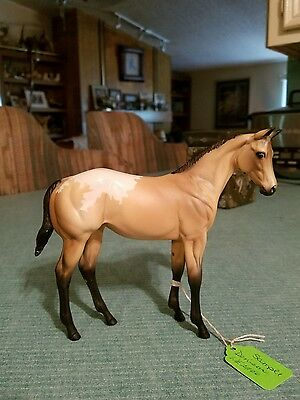 Peter Stone TEST  model of Denison Weanling Appaloosa Signed