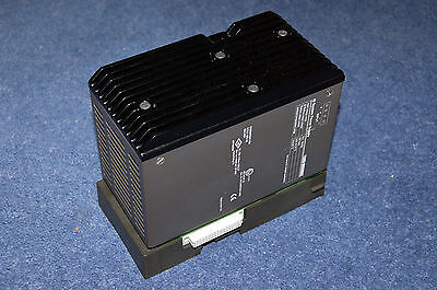 Fisher Rosemount DeltaV IS System Power Supply with Base KJ4110X1-EA1