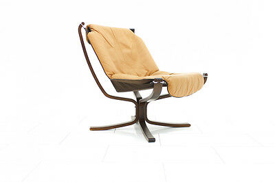 Falcon Lounge Chair by Sigurd Resell, Norway 1960s