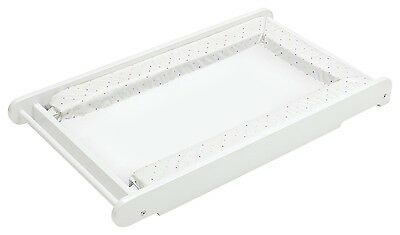 Babymore Cot Top Changer (White)
