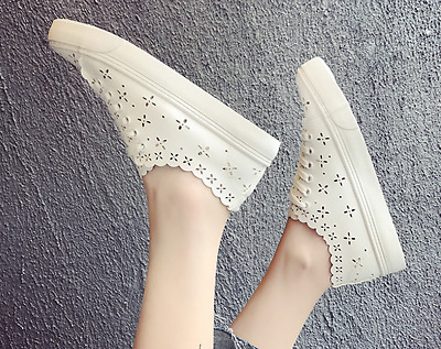 Women's Fashion new lace small white shoes sports shoes casual shoes