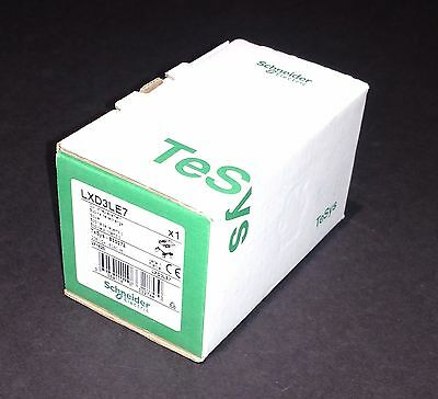 LXD3LE7 Schneider Electric Magnetic Coil - NEW