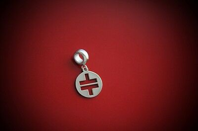 TAKE THAT - TT Hanging Dangling Charm for Bracelet or pendant