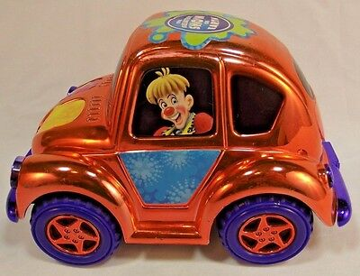 Ringling Bro's Barnum and Bailey's Toy Car Clowns Bug VW