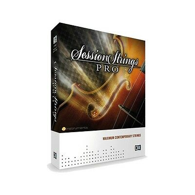 NATIVE INSTRUMENTS SESSION STRINGS PRO nuevo!