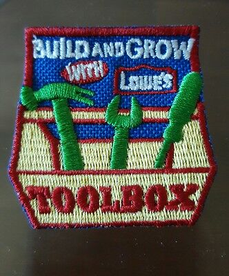 """TOOLBOX "" LOWES Build Grow Kids Clinic"
