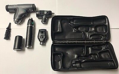 Welch Allyn 3.5v PanOptic Ophthalmoscope & Lithium Handle, # 11824-VSM