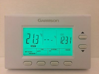 Garrison 7 Day Forced Air Thermostat (Face Plate Only)