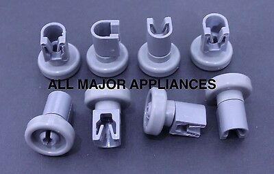 Dishlex Dishwasher Sb908Sk Dx103Wk Wheel Kit (8Pcs) D/grey Top 50286967-00/0