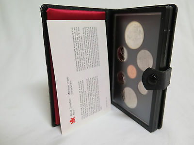 1979 Royal Canadian Mint Proof Set Silver Dollar 7 Coins Griffon #2