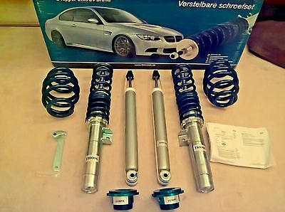Bonrath BMW E46 SUSPENSION LOWERING COILOVER KIT 4 & 6 CYL ALL ENGINES..