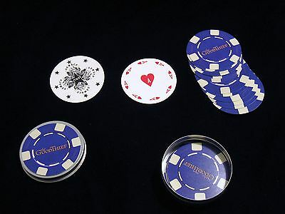 THE GOOD THIEF 2003 Movie Promo Playing Cards by Fox Searchlight Pictures.