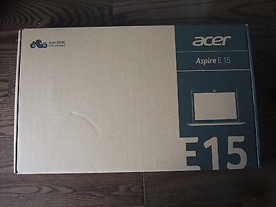 New Acer Aspire E5-573-58ZF Laptop Intel Core i5-4210U 8GB 1TB Windows 10 - Gray
