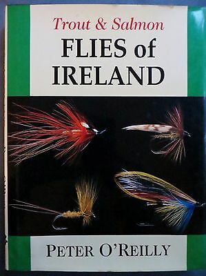 Pêche : Mouches à saumon, Flies of Ireland, Peter O'Reilly, 2004