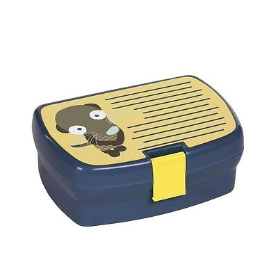 Kinder Brotdose Wildlife Meerkat | Lässig 1210002807 | Brotbox | Lunchbox