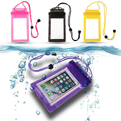 Waterproof Bag Underwater Phone Pouch Dry Case Cover Touch for iPhone 8 7 7Plus